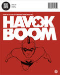 HAVOKBOOM Variant Cover