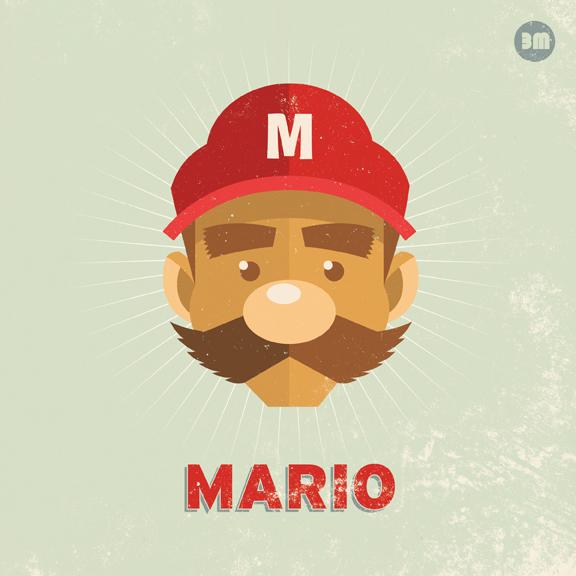 3M Mario by AdamLimbert