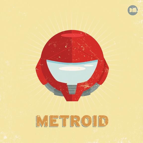 3M Metroid by AdamLimbert