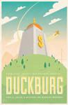 Here in, Duckburg