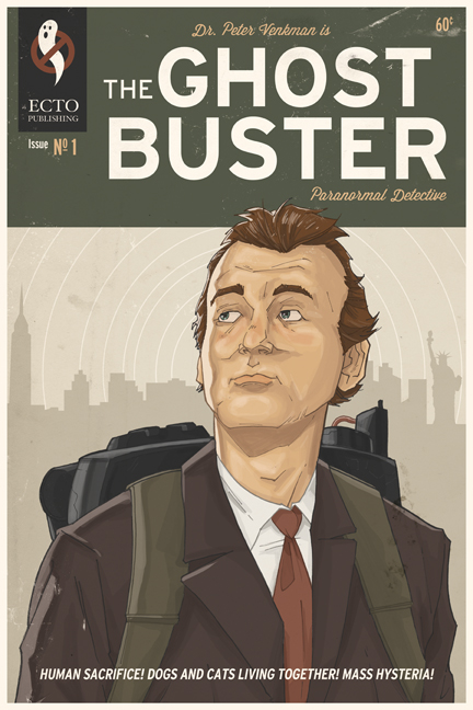 the Ghost Buster by AdamLimbert