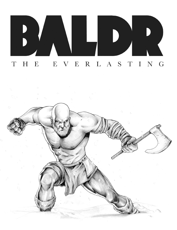 BALDR The Everlasting by AdamLimbert