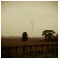 Wind Turbines by owl