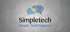 Simpletech Web Banner