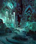 GuildWars 2 Cave