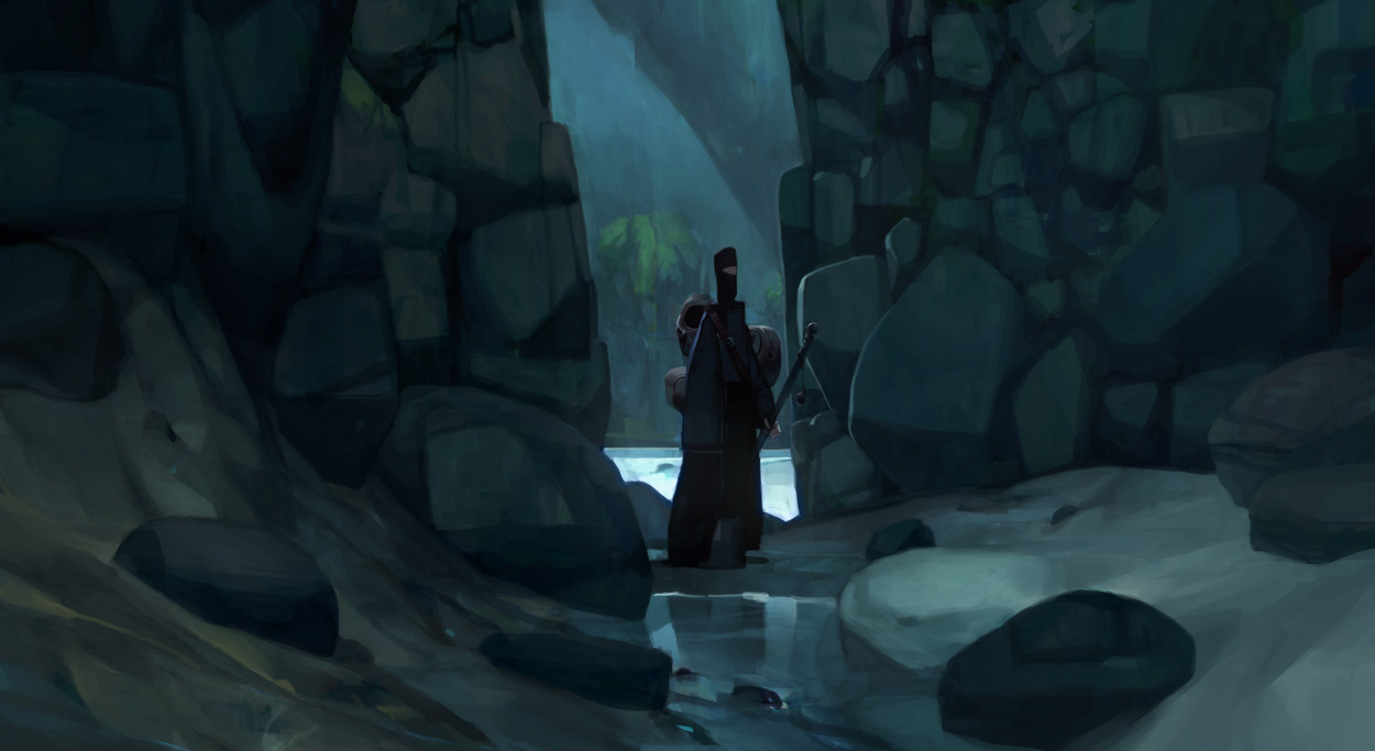 Thieves Hollow by TomScholes