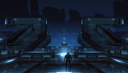 Halo4_M3_ForeRunnerExploration01 by TomScholes