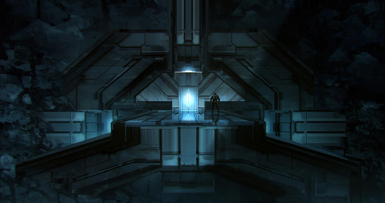 Halo4_M3_ForeRunnerExploration02 by TomScholes