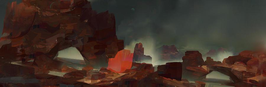 Halo4_M5_TerrainExploration001 by TomScholes
