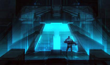 Halo4_Temple_Scholes_004 by TomScholes