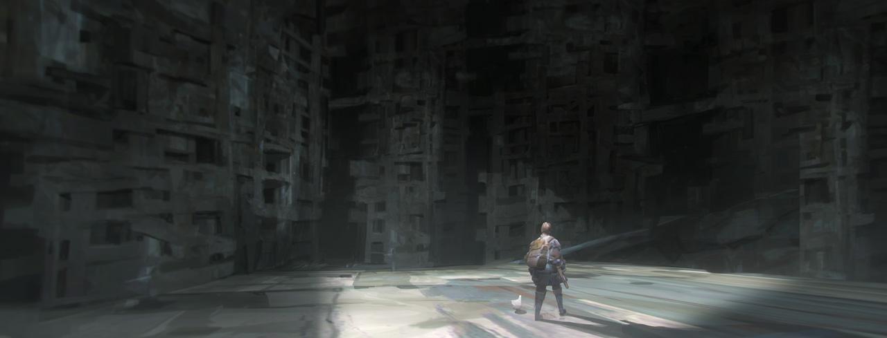 Barren Passage by TomScholes