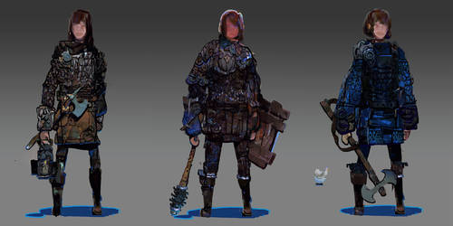 Oppidum Character Tests