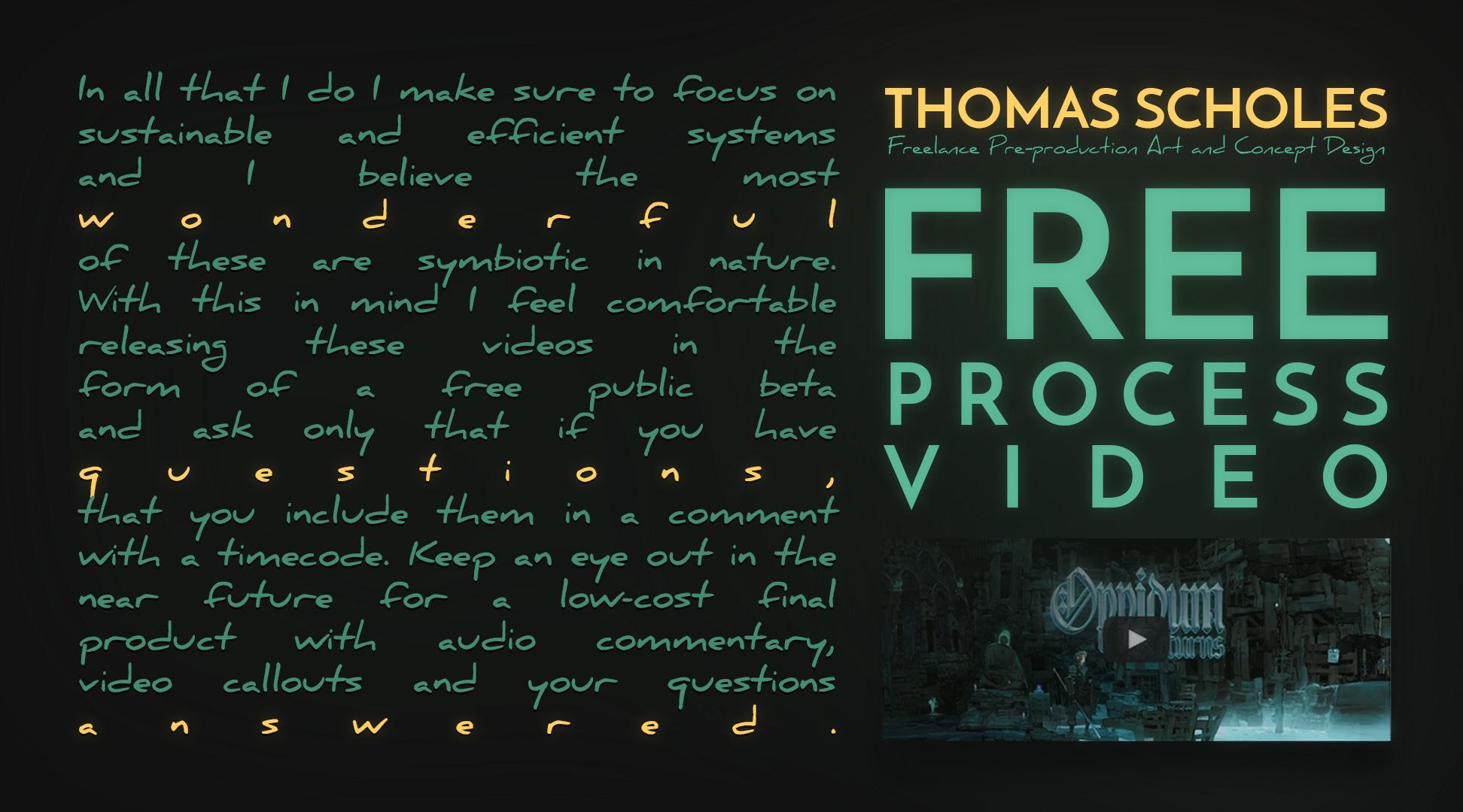 Free Process Video of Oppidum Returns