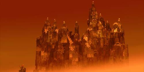 Modular Dungeon Scene 001