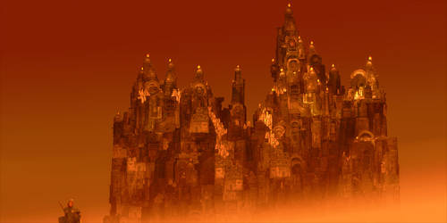 Modular Dungeon Scene 001 by TomScholes