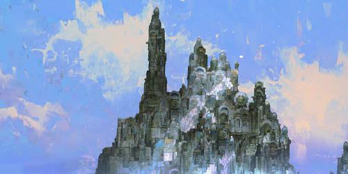 Modular Dungeon Scene 003 by TomScholes