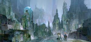 Modular Dungeon Scene 004