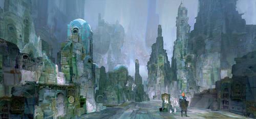 Modular Dungeon Scene 004 by TomScholes