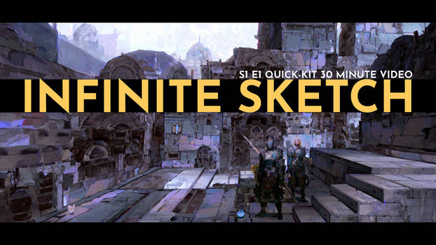 InfiniteSketch S1E1