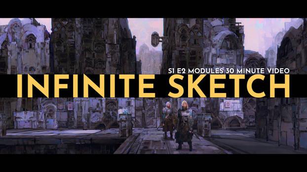 InfiniteSketch S1E2 Modules