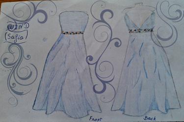 Winds dress