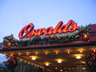 Oswald's by MySquareBalloon