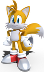 Tails Unofficial Render