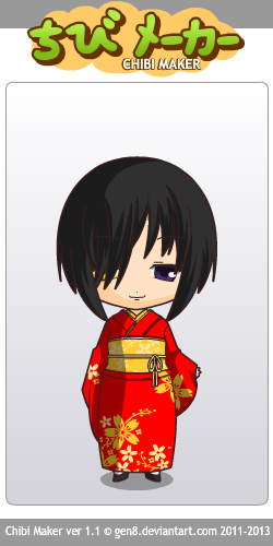 Count D chibi (petshop of horrors) by lilpaintergirl