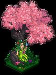 Habbo Spring spirit