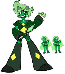 more emeralds by InIctuOculi