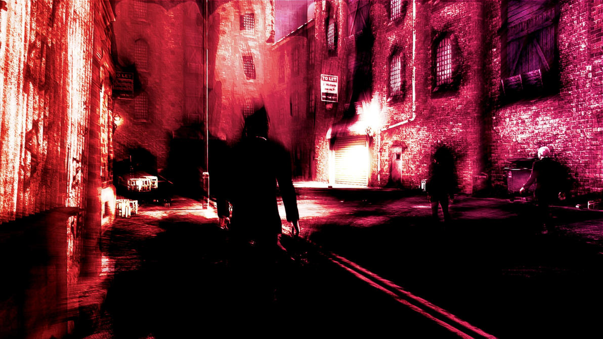 Uncharted: London After Dark by JATK-Flash