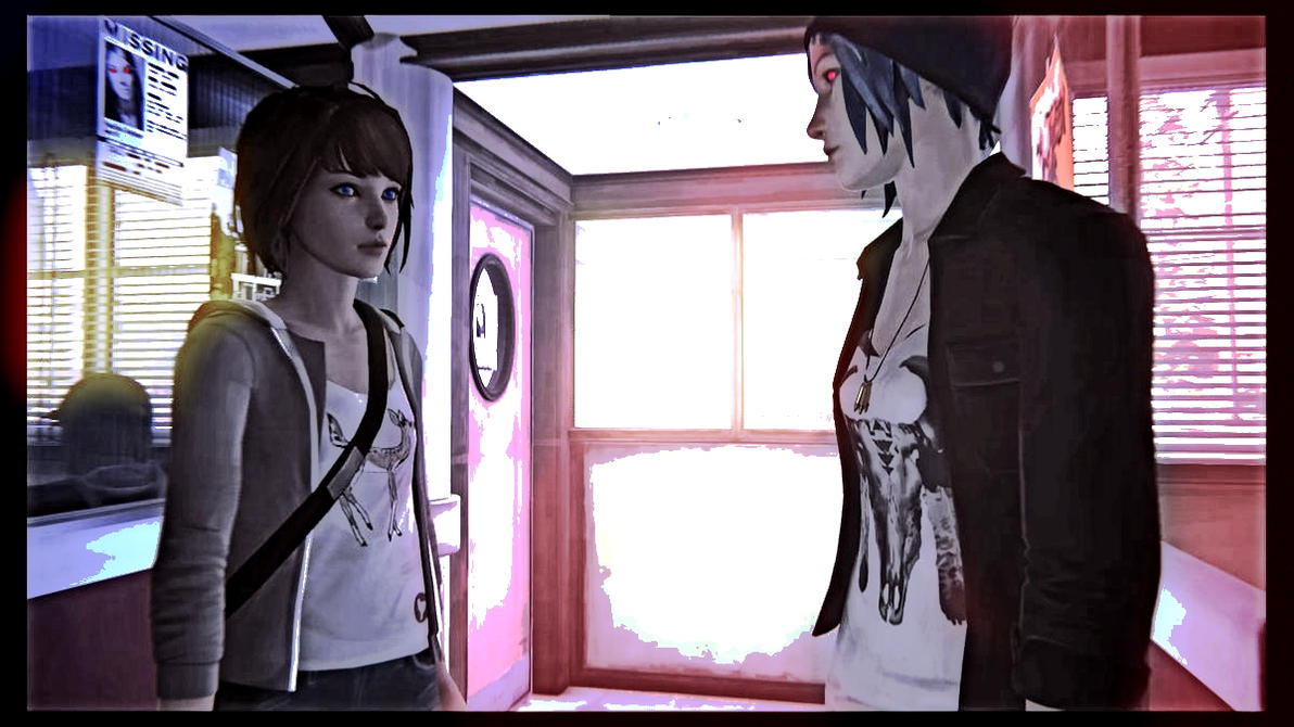 Life is Strange - Eyes Speak Louder Than Words by JATK-Flash