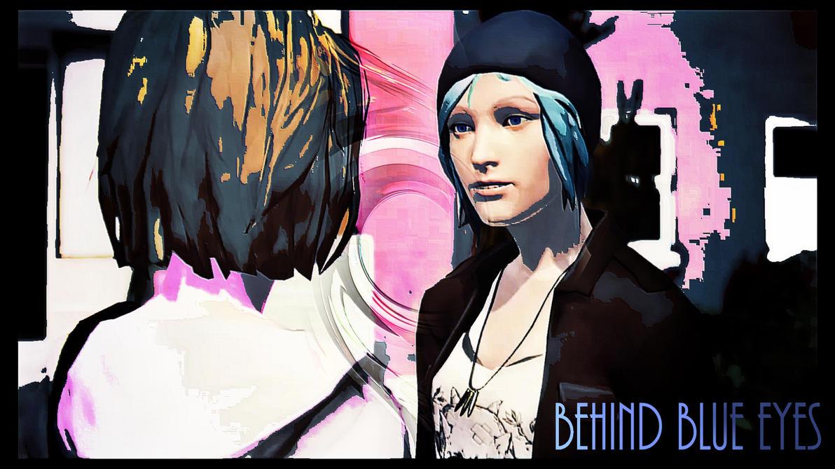Behind Blue Eyes by JATK-Flash