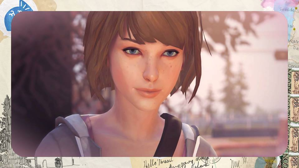 Max Caulfield Wallpaper by JATK-Flash