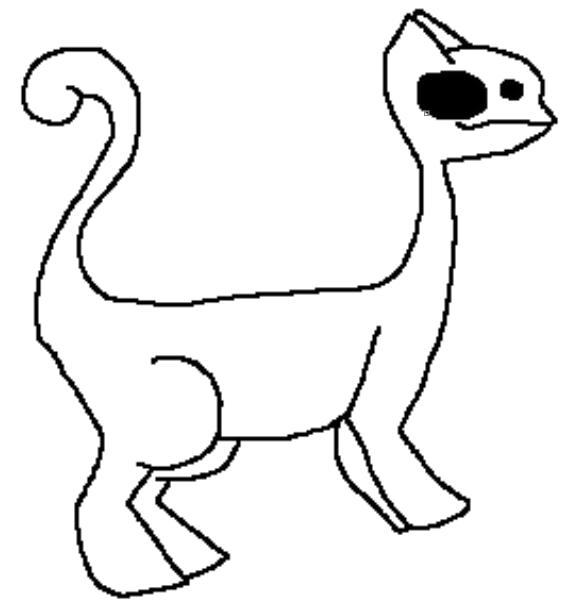 Me: *Draws this*