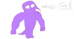 gorbel with arms and legs but i made it worse