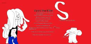 Vonni The Killer Ref