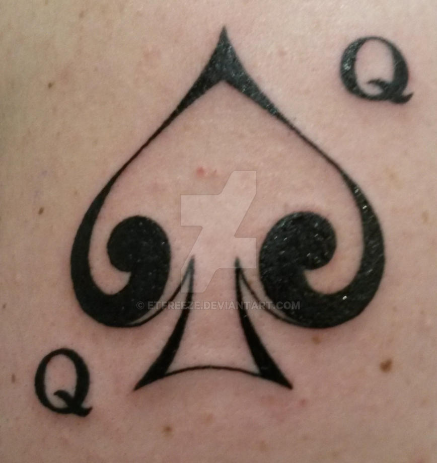 Queen of spades forum
