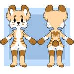 Corgi bear adopt (open)