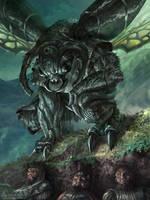 Armored Beetle, reg. by JohnSilva