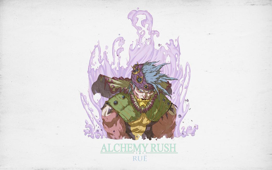 Alchemy Rush: Rue by JohnSilva