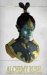 Alchemy Rush: Character portrait 3 by JohnSilva