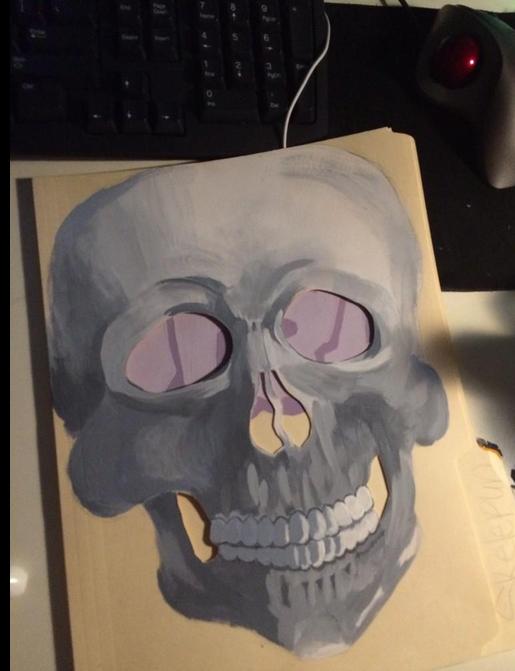 skeleton folder by Bronzepaw