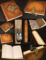 The Realm of Salama Spell Book by BCcreativity