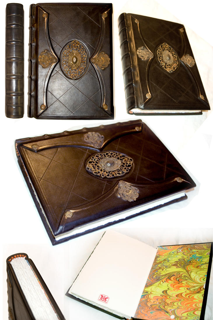 Dark Forest Journal by BCcreativity