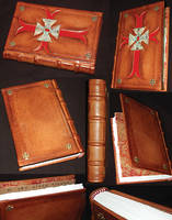 Knights Templar Travel Journal by BCcreativity