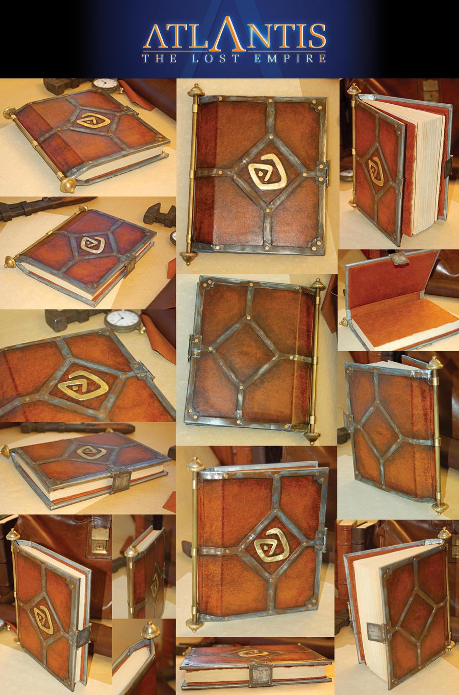 Atlantis Shepard's Journal by BCcreativity