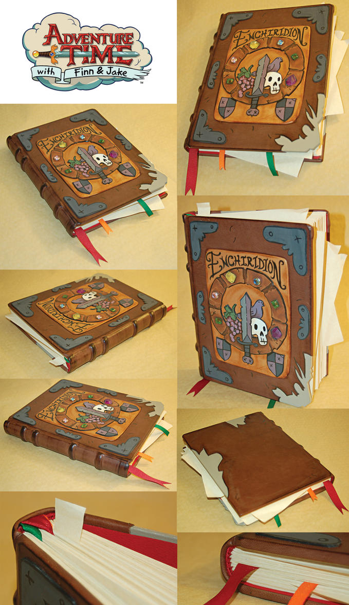 The Enchiridion by BCcreativity