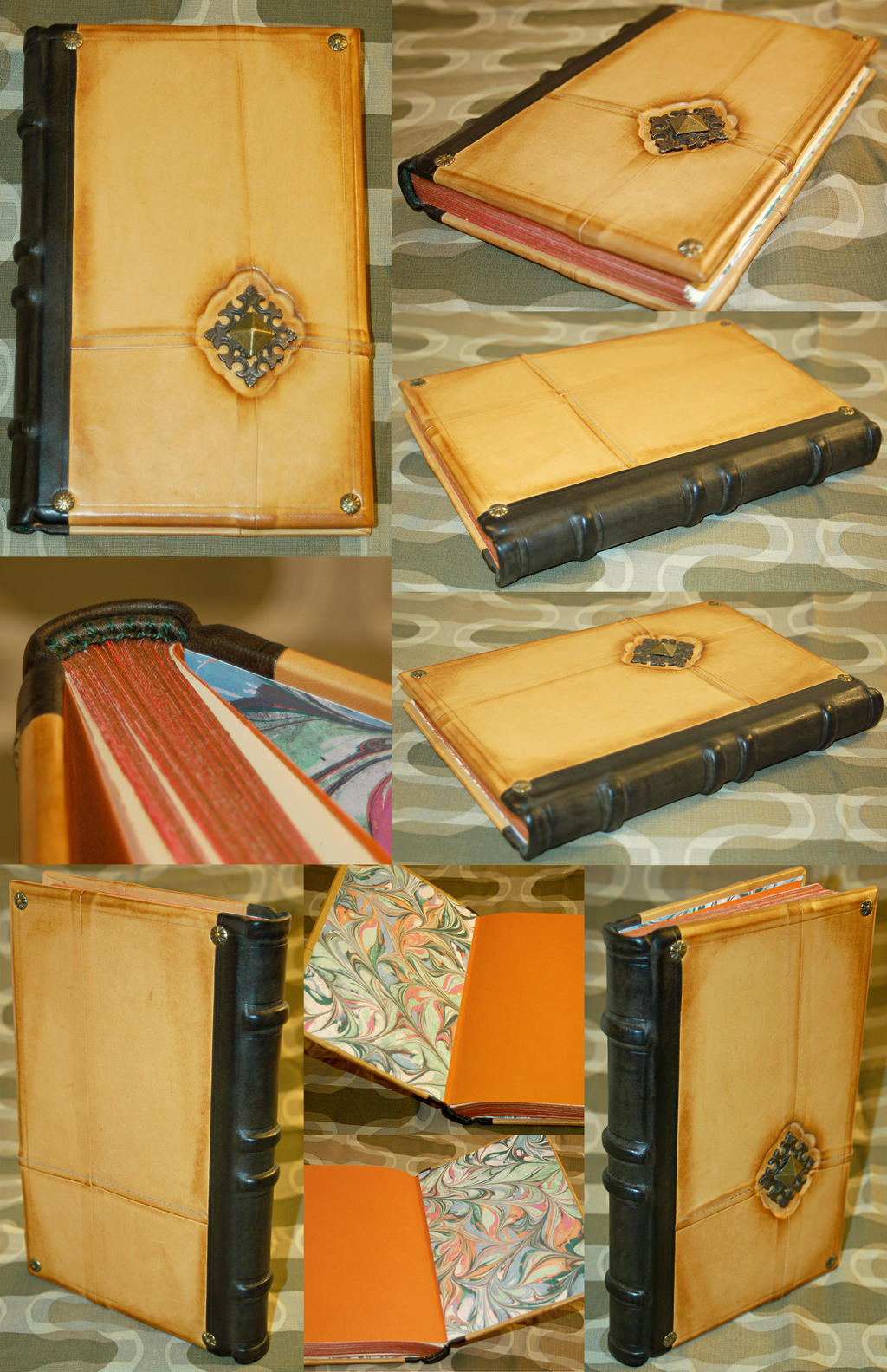 Cartographer's Journal by BCcreativity