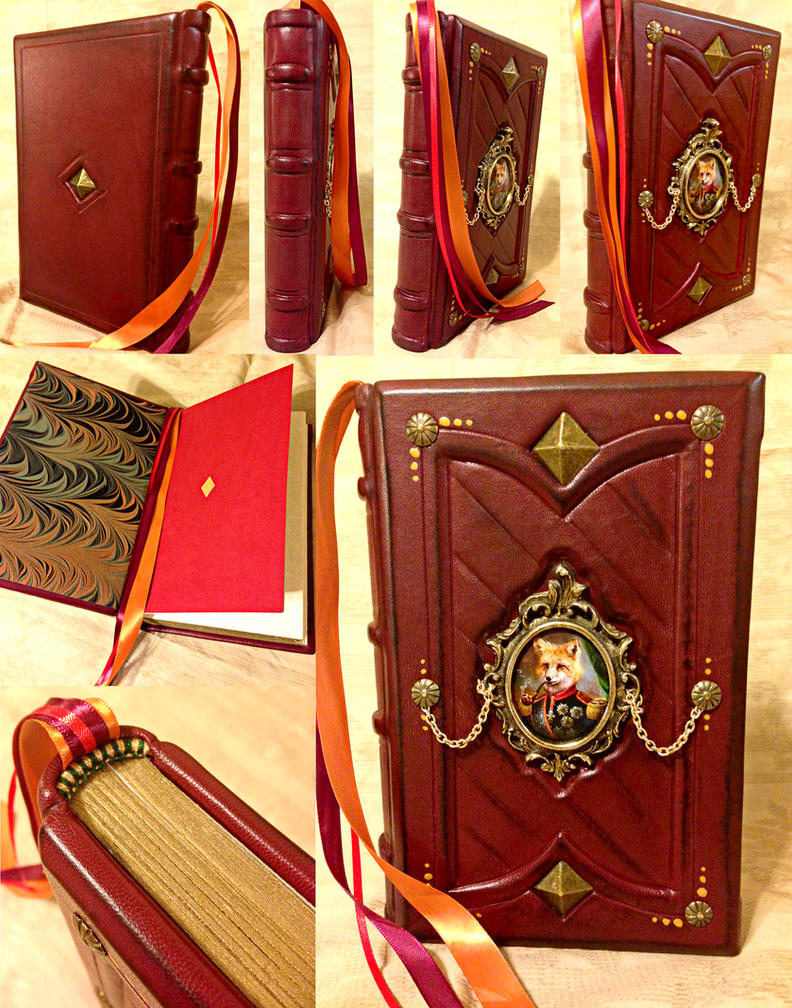 Captain Alfonse Linnaeus Crimsontail by BCcreativity